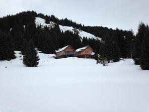 Stage hivernal orientation Montgellafrey