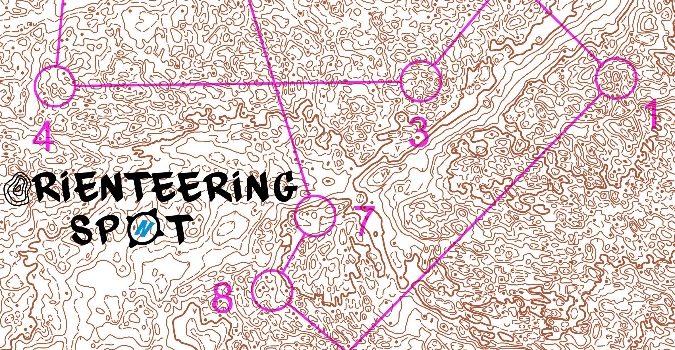 Orienteering Spot