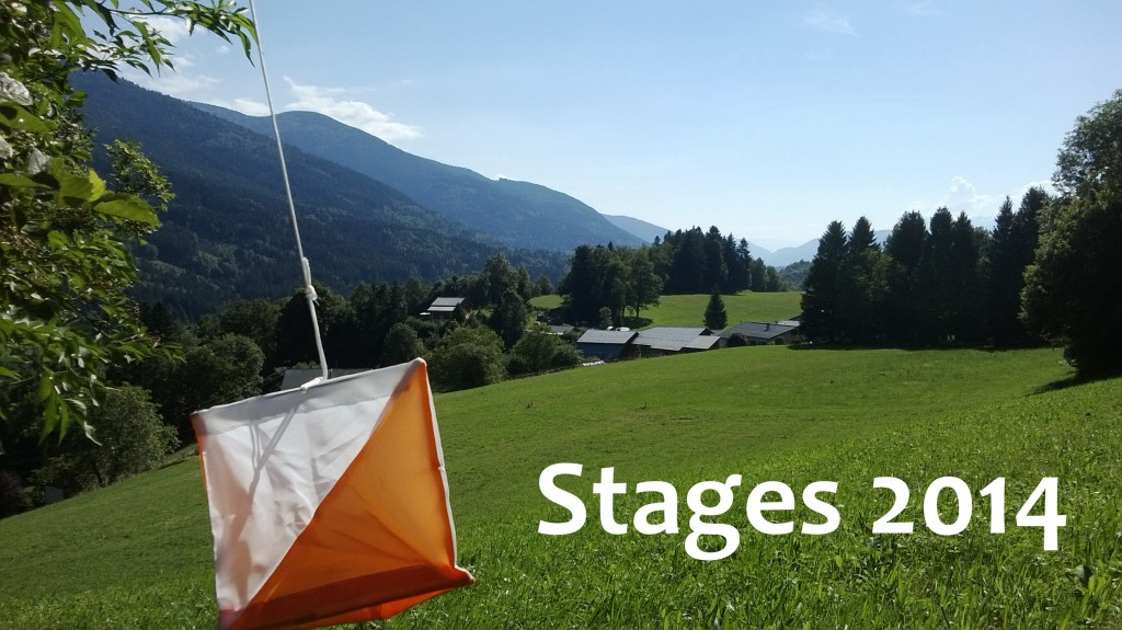 Stages 2014