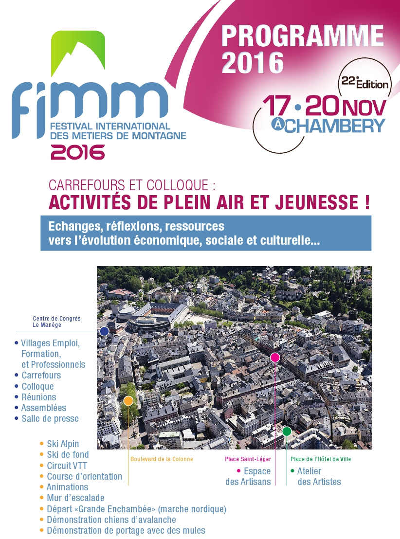 FIMM 2016 plan
