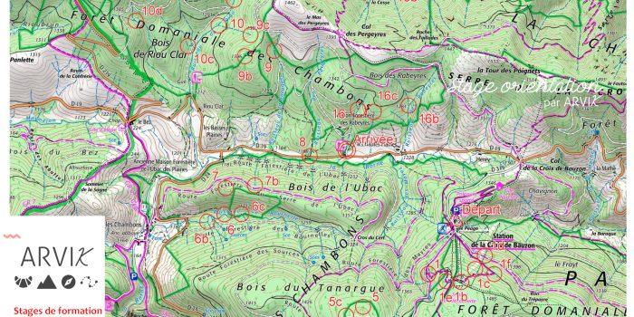 Carte Du Proba AMM Ardèche 2020, Analyse Et Simulation Proba Occitanie